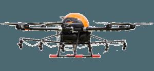 Drone Pelicano para pulverização agrícola