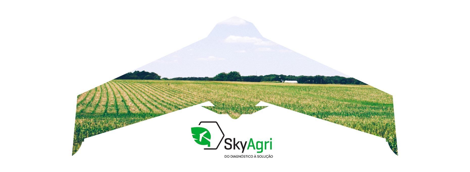 Website SkyAgri: em breve