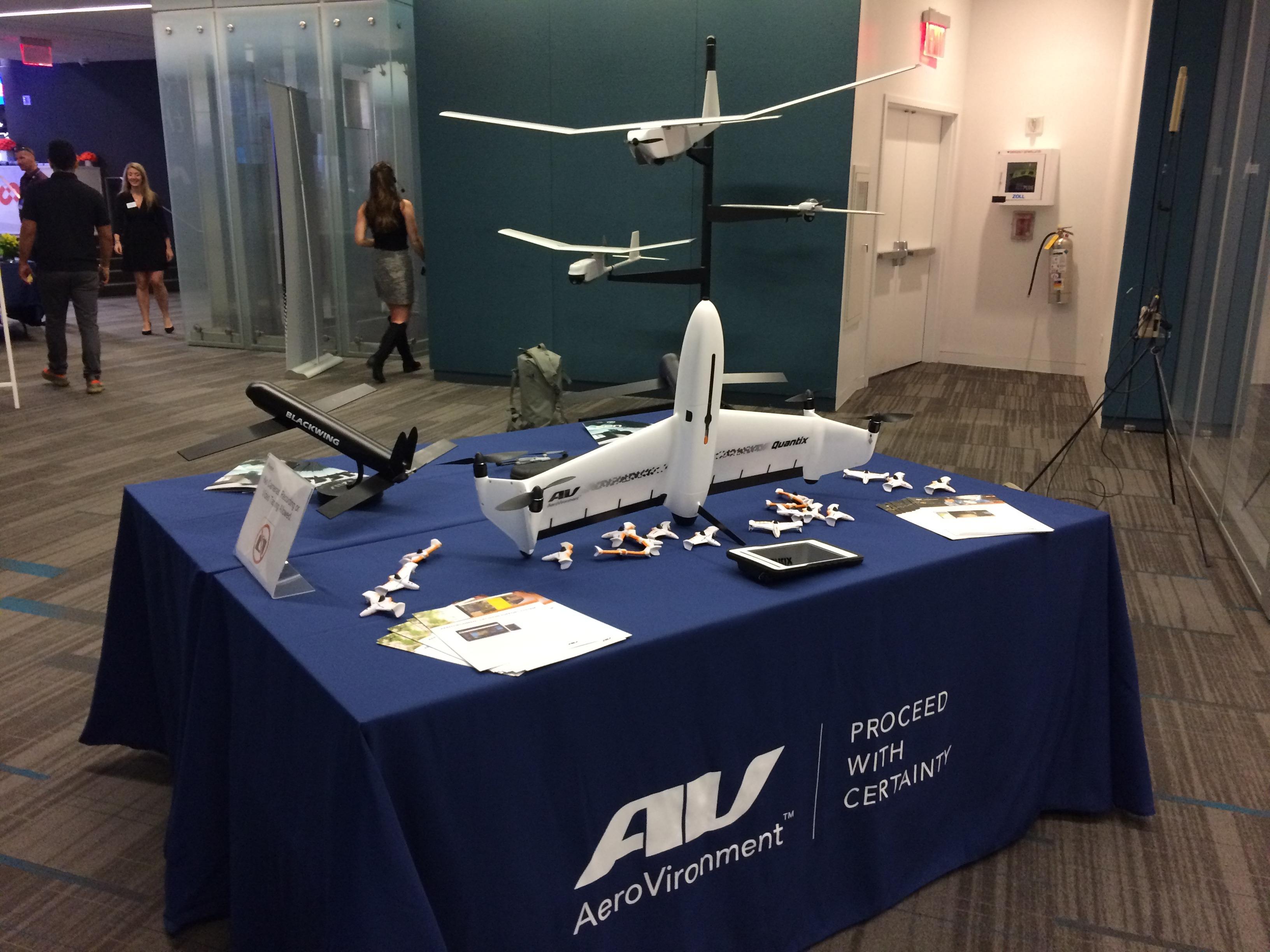AeroVironment Drones