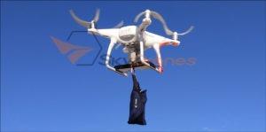 Busca e Salvamento com auxílio de drones