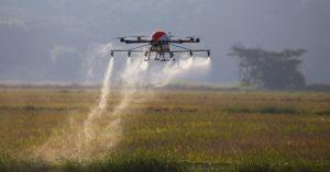 Drone de Pulverização