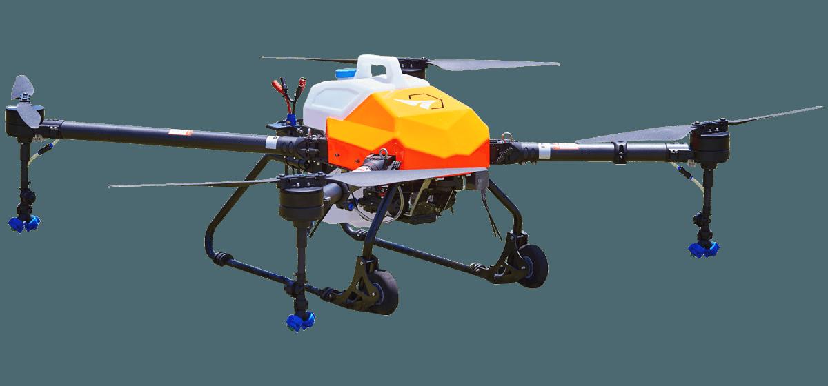 Pelicano: Drone pulverizador