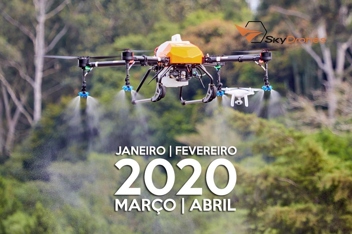Primeiro Quadrimestre 2020