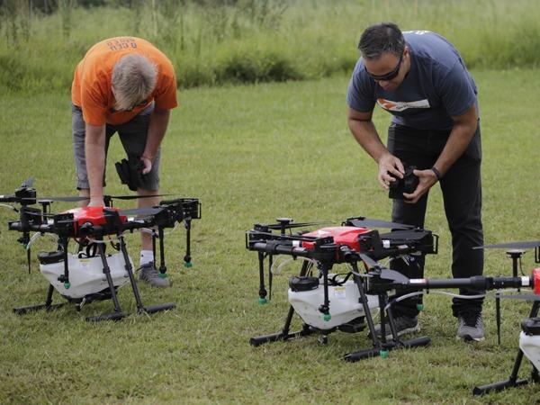Matéria drones: destaque