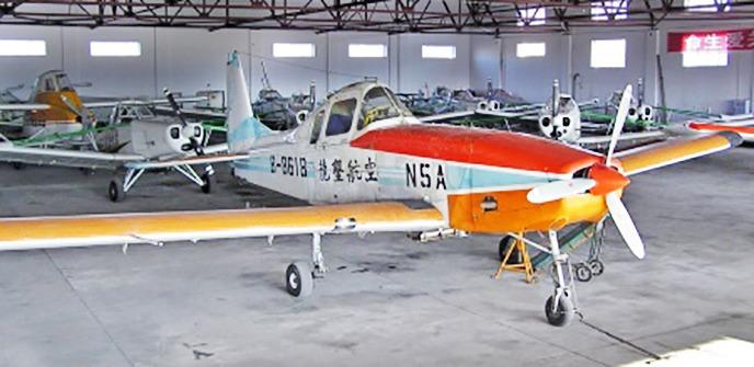 O Hongdu N-5 começou a ser fabricado em 1992, mas acabou em segundo plano na política aeroagrícola do seu país