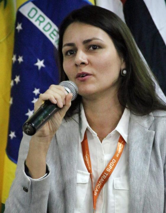 UÉLLEN: texto da regulamentação está na reta final para ser publicada - Foto: Castor Becker Júnior/C5NewsPress